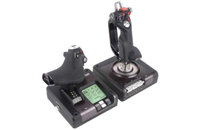 X52 joystick do symulatorów