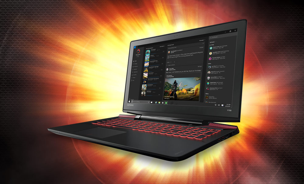 Lenovo Y700 made for gaming