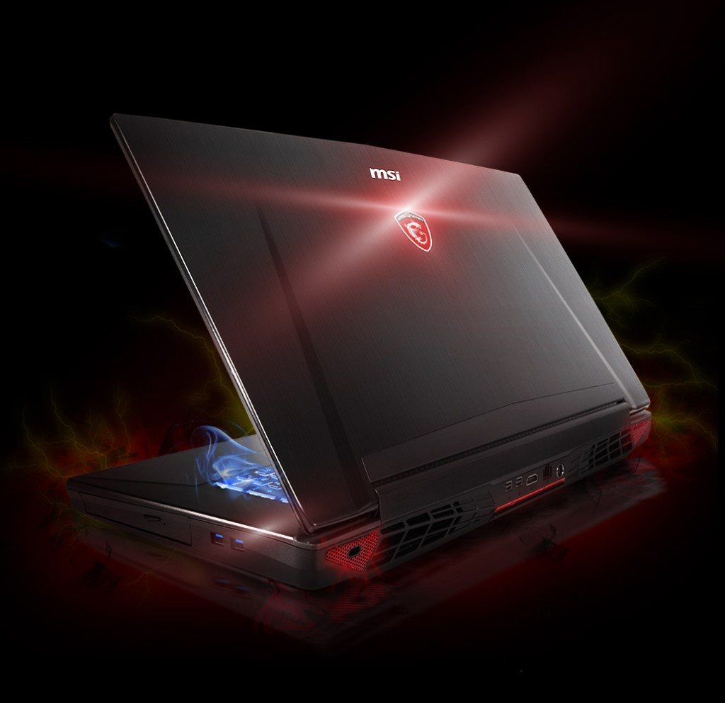 GT72 the best gaming laptop