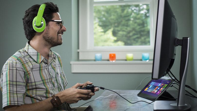 Gamepady jednoznacznie kojarzą się konsolami